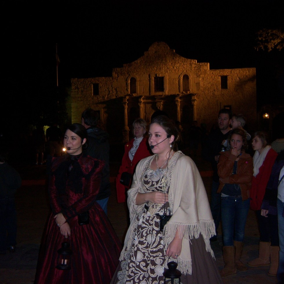 Haunted Tours of Downtown San Antonio
