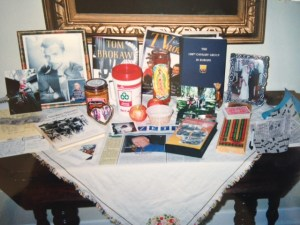 Daddy's Altar
