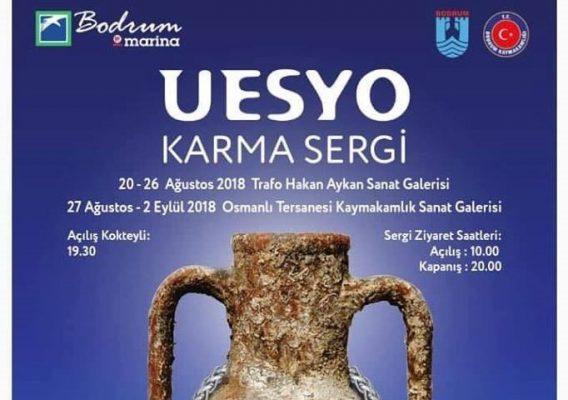 UESYO'dan Bodrum'da Sanat Ziyafeti