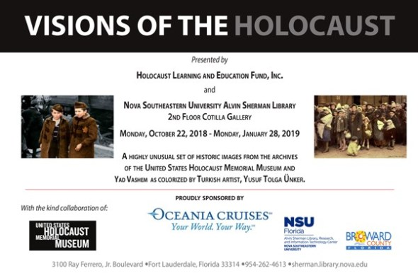 Visions of the Holocaust
