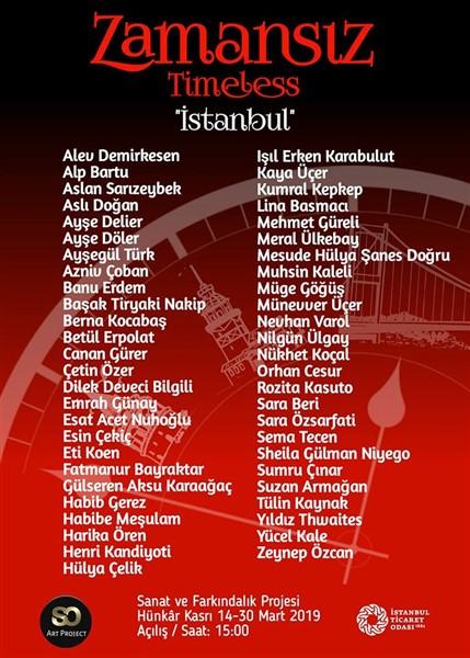 Zamansız İstanbul 0