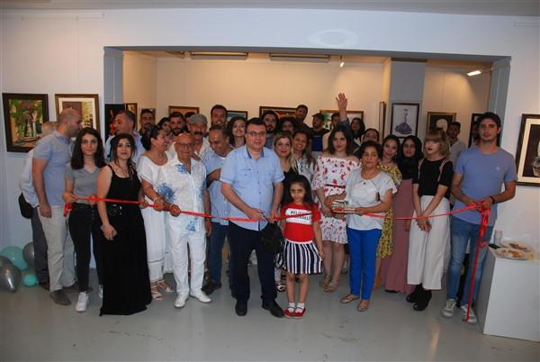 Anadolu Güzel Sanatlar Merkezi Dönem Sonu Sergisi