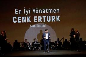 Ulusal Uzun Metraj Film Yarismasi- En Iyi Yonetmen Odulu- Cenk Erturk (1)