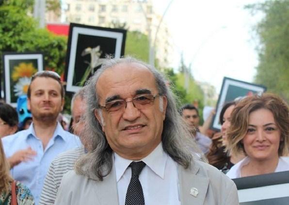 """Haluk Uygur """"Heykelimizi geri istiyoruz"""""""