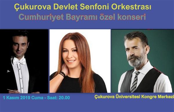 ÇDSO'dan Cumhuriyet Bayramı özel konseri