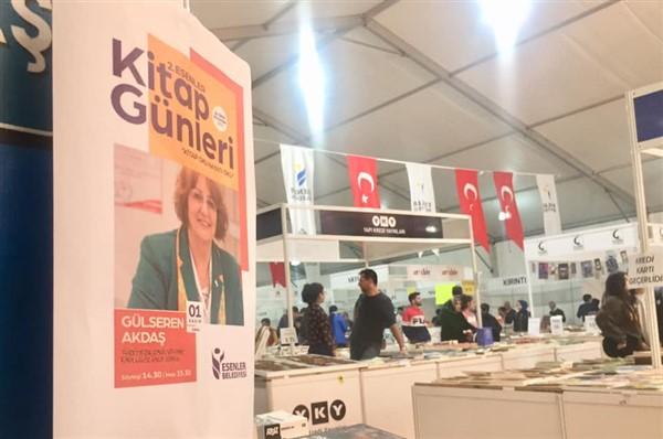 İstanbul Esenler'de Üçüncü Kitap Günleri