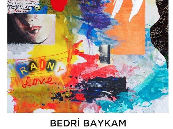 """Bedri Baykam'ın """"Boyasal Durumlar""""ı Ankara'da"""