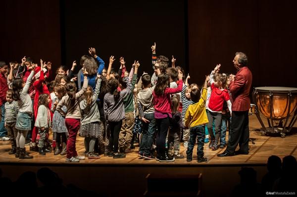Manafov & Çocuklar ve Gençlerle Müziğe Yolculuk