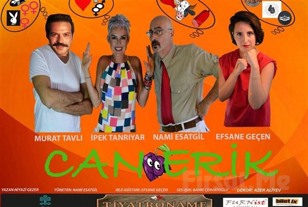 31 Ekim 2019 Perşembe Can Erik – Tiyatro
