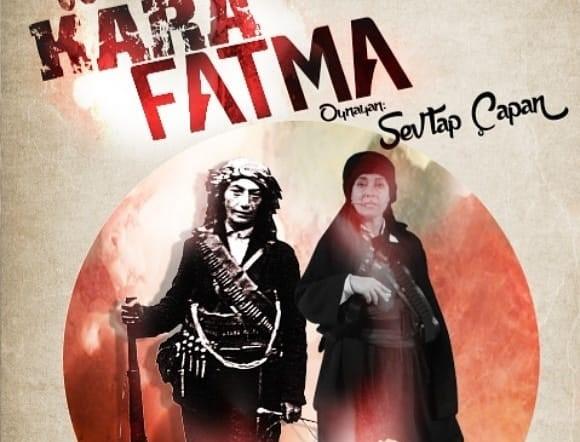 """21 Aralık 2019 Cumartesi """"Ben Kara Fatma"""""""
