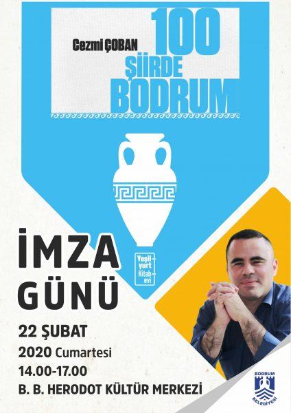 100 SİİRDE BODRUM Afis