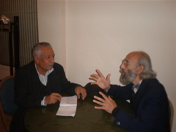 Tiyatro Sanatçısı Ercan Kont'u Anarken