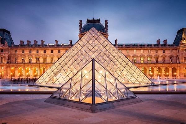 Sanal Ortamda Geziyoruz Louvre Müzesi