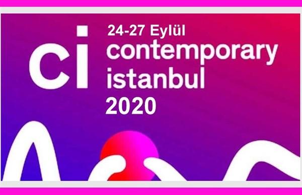 Contemporary Istanbul 2020 Eylül'de geliyor