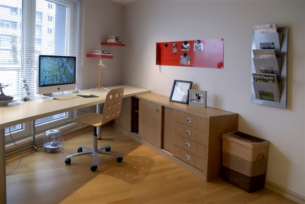 """Feza Ökten Koca'dan """"home-office"""" için öneriler"""