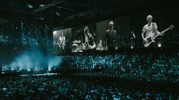 Efsane Rock Grubu U2, 2 Haziran'da TRT 2'de