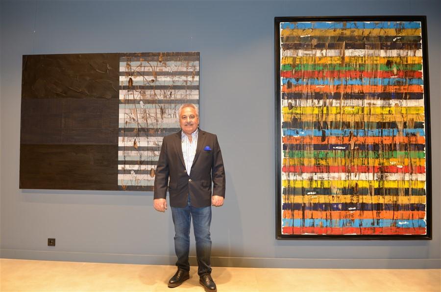 Nezih Çavuşoğlu'nun Resim Sergisi Uzatıldı