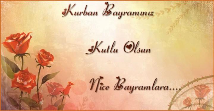 Hayırlı Bayramlar Türkiye'm
