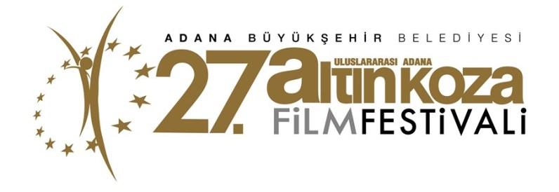 27. Uluslararasi Adana Altin Koza Film Festivali - Logo