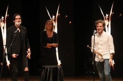 Ahmet Melih Yilmaz - Yeniden Leyla, Nurdan Horozoglu, Emir Ozden - Bilmemek, Umut Veren Genc Erkek Oyuncu Odulu (4)