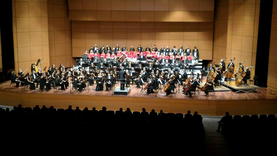 İDSO 3.Konseri CKM'de