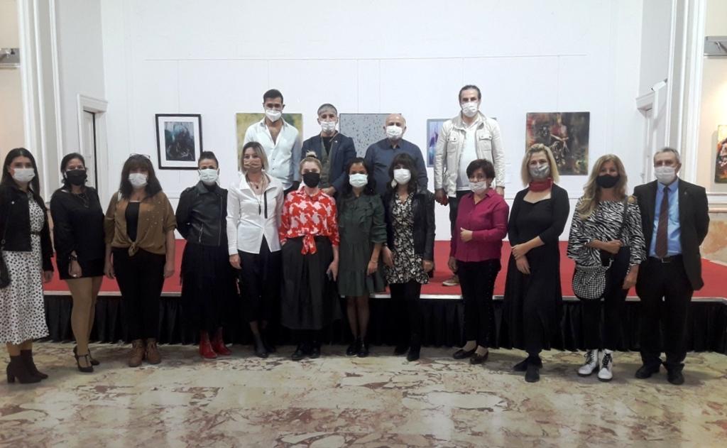 Adana Ressamlar Derneği'nden 24 Kasım Sergisi