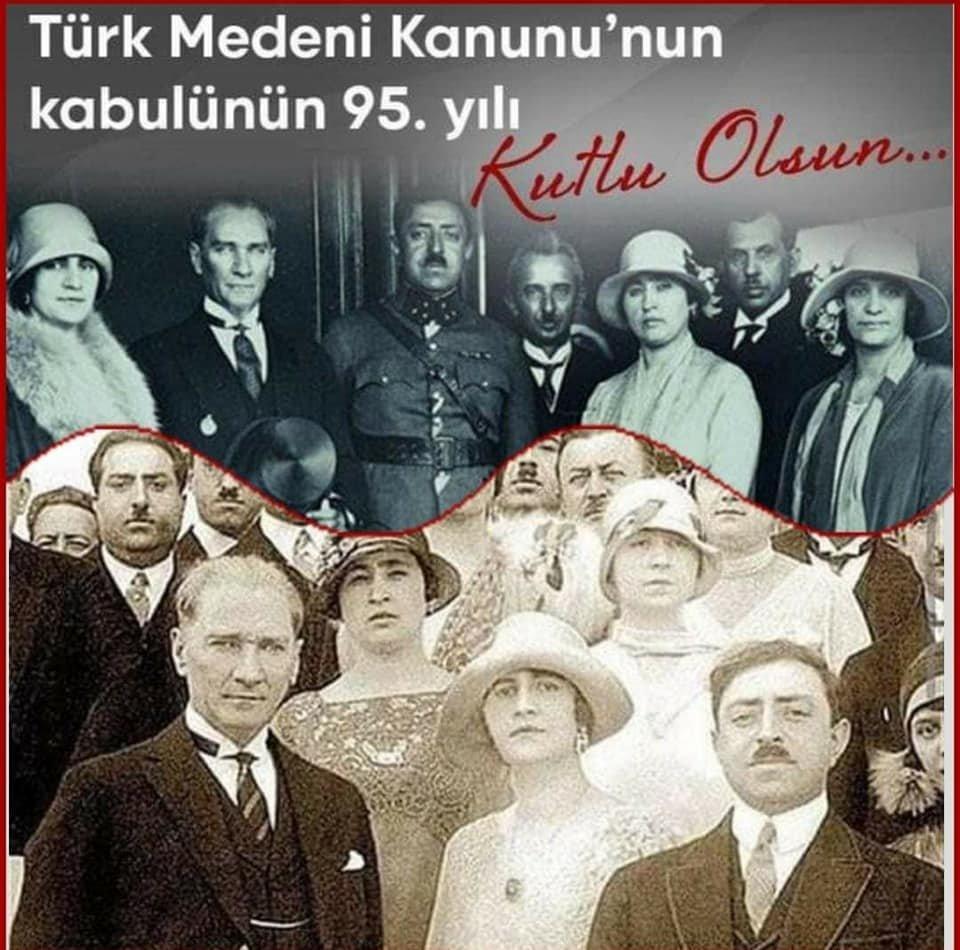 Atatürk Türk Kadını'nı Gördü