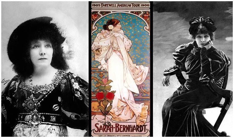 Aktrist Sarah Bernhardt