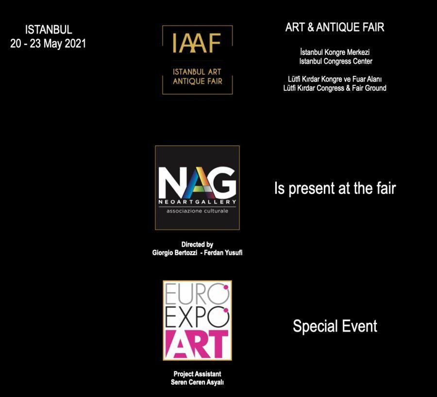 Neoartgallery de İstanbul ART & ANTIQUE FAIR 2021'de
