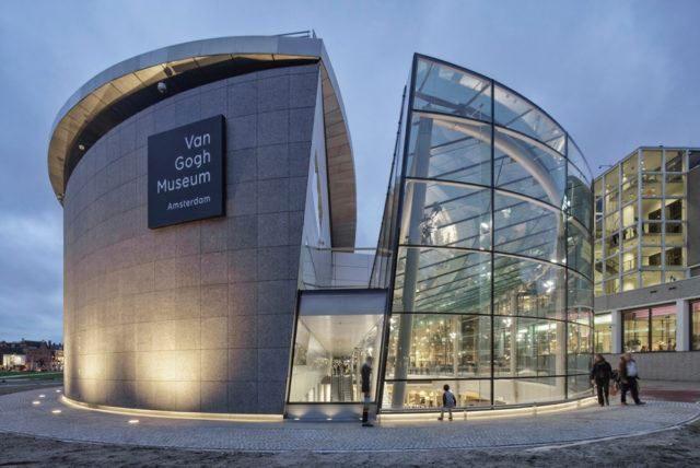 Sanal Ortamda Geziyoruz Van Gogh Müzesi