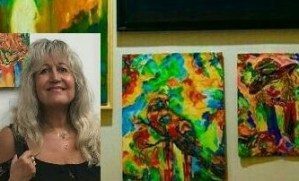 K.Muzaffer Gençer -Art Shoppiing PARİS Haziran 2021