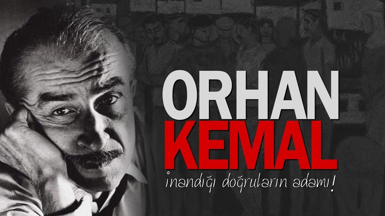 Halkın Yazarı Orhan Kemal
