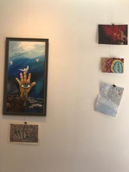 Bahariye Art mail earth 14
