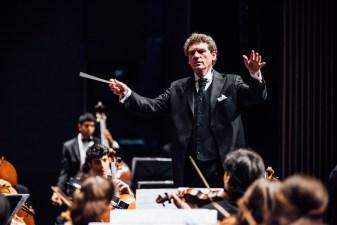 Turkiye Genclik Filarmoni Orkestrasi - Cem Mansur