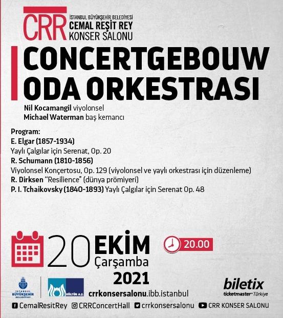 Dünyaca Ünlü Orkestra İstanbul'da Sahne Alıyor