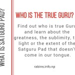 who-is-the-true-guru