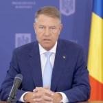 Iohannis: Relaxăm cât mai mult restricţiile, însă acum răspunderea revine fiecărui român