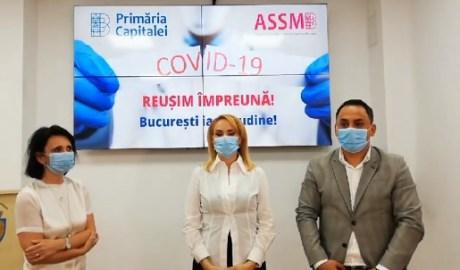 """VIDEO """"Testăm pentru Bucureşti"""": Cetăţenii se pot înscrie începând de azi în program"""