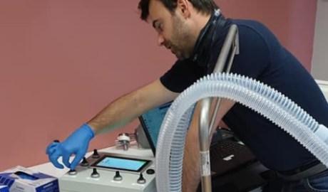 Prototipul primului ventilator românesc pentru insuficienţă respiratorie a trecut testul pe animale