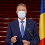 Preşedintele Iohannis, mesaj pentru cei aflaţi în prima linie în lupta cu pandemia