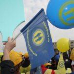 """Federaţia """"Solidaritatea Sanitară"""" anunță două zile de proteste în fața Parlamentului"""