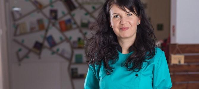 Alina Alexandrov (Barbu) – bucătarul RAWmantic