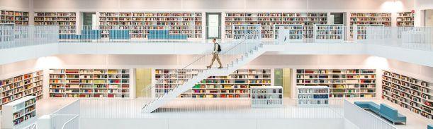 Imagen: Biblioteca Civica de Stoccarda - Wikimedia.org