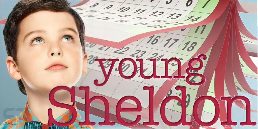 Salto temporal na 5ª temporada de Young Sheldon