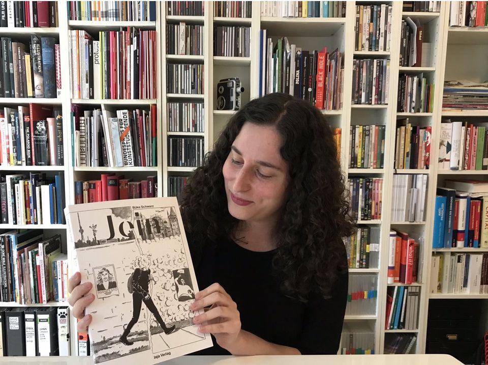 7 Fragen im Interview an Buchautorin Büke Schwarz