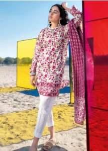 Gul Ahmed CL1130A Basic Lawn