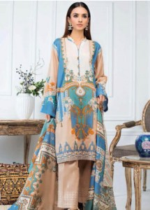 Gul Ahmed CL998 Basic Lawn