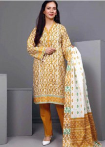 Gul Ahmed CL-1089 A Mothers Lawn