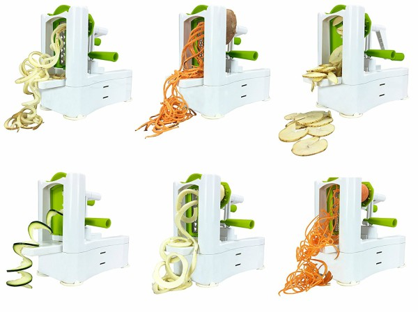 Spiralizer de mesa Regalos para foodies