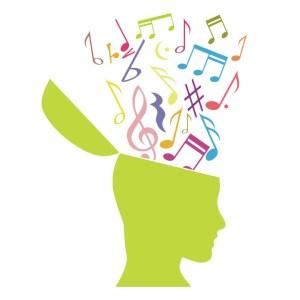 Pitágoras; decía que había una música entre los astros y cuando se movían lo hacían con unas relaciones entre música y matemáticas. Este desarrollo de conceptos matemáticos para explicar la armonía en la música en el universo y en el alma humana, así, la enfermedad mental era resultado de un desorden armónico o musical en el alma humana, concediendo a la música el poder de restablecer la armonía perdida.